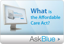 Ask blue affordable care act