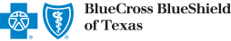 Logotipo de Blue Cross and Blue Shield of Texas